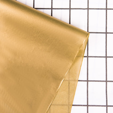 "28""x20"" Gold Tissue Wrapping Paper (pack of 20)"