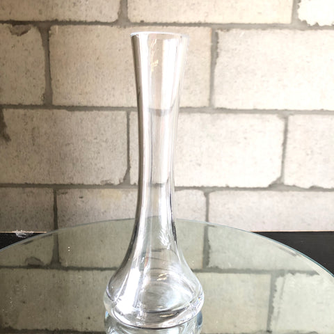 "10"" CLEAR EIFFEL TOWER VASE - Richview Glass Wedding Supplies"