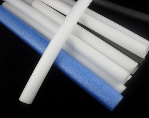 Foam Tube Noodle white