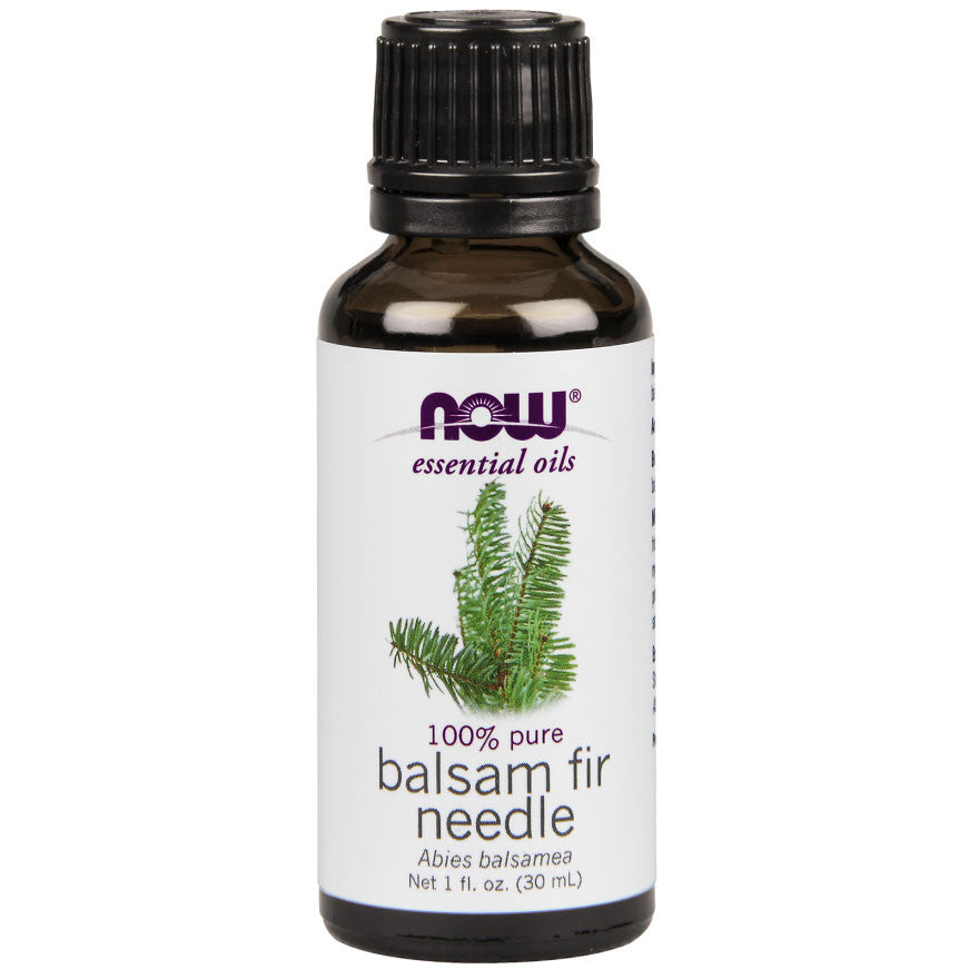 Balsam Fir Needle Essential Oil by NOW