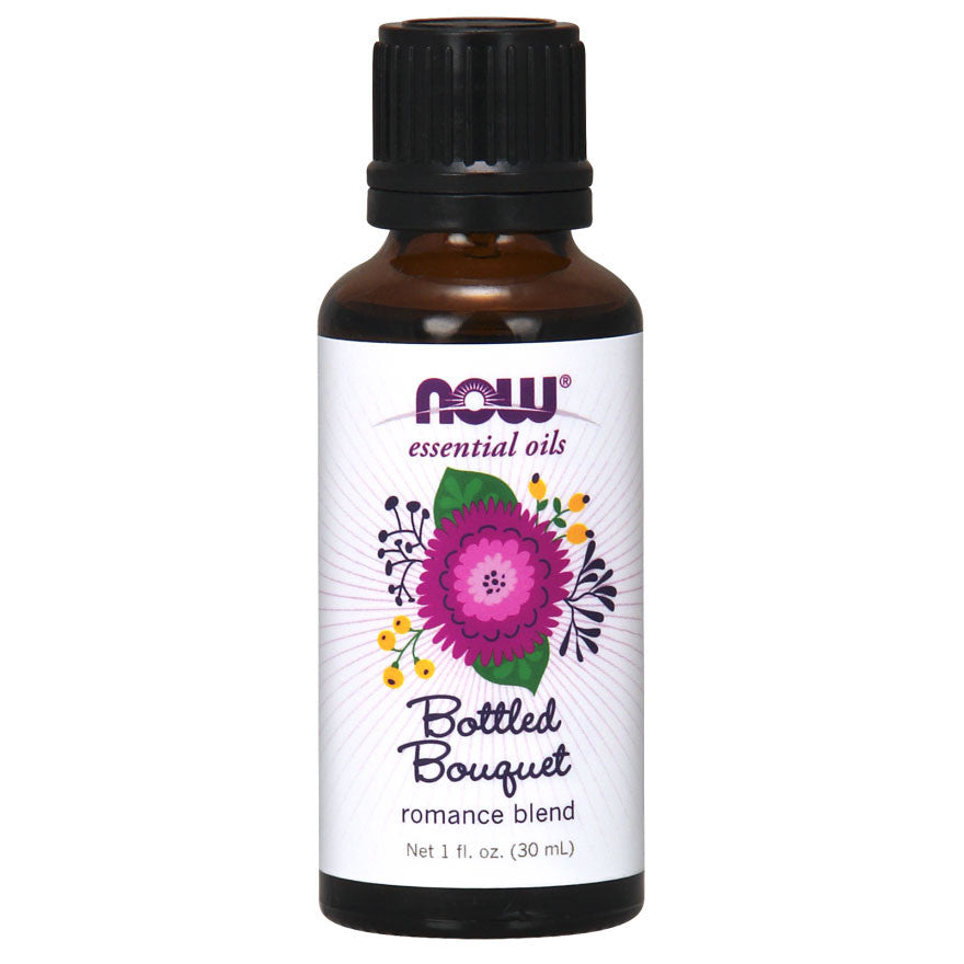 Bottled Bouquet Essential Oil by NOW