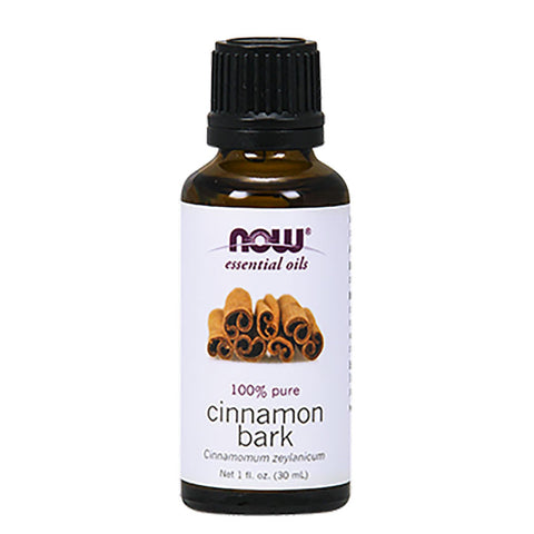 Cinnamon Bark Essential Oil by NOW