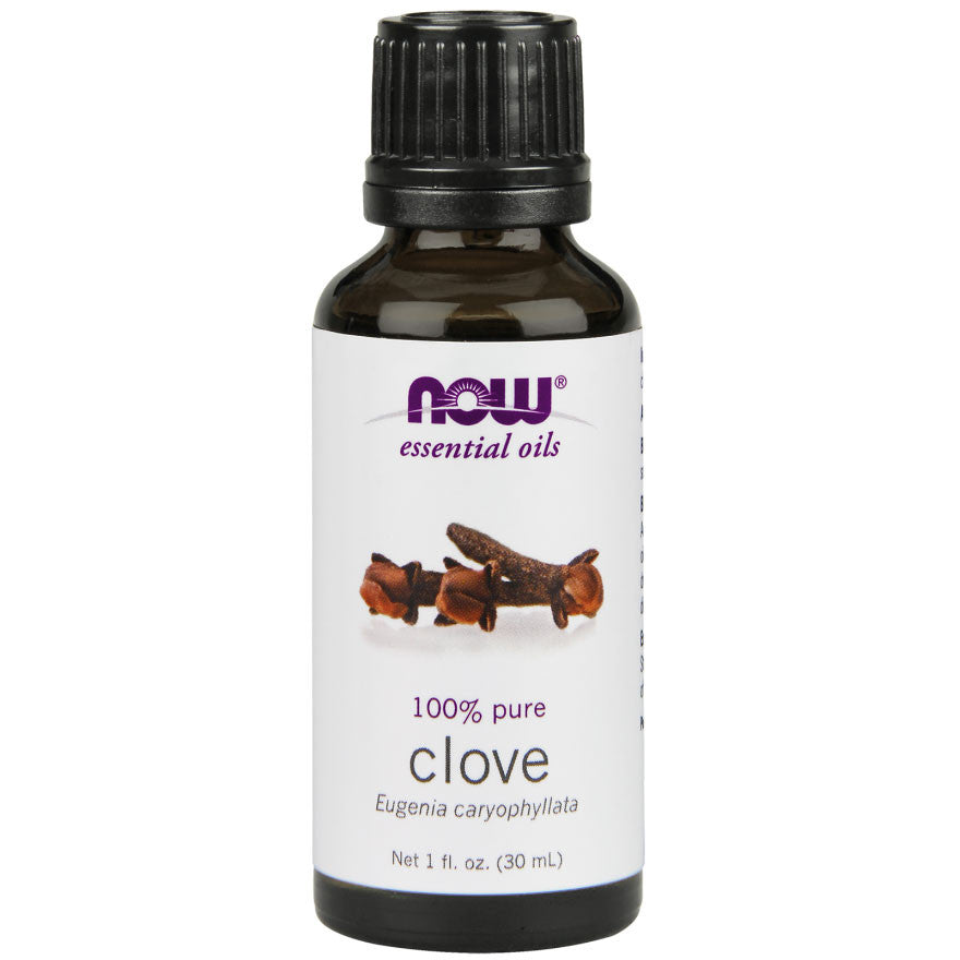Clove Essential Oil by NOW