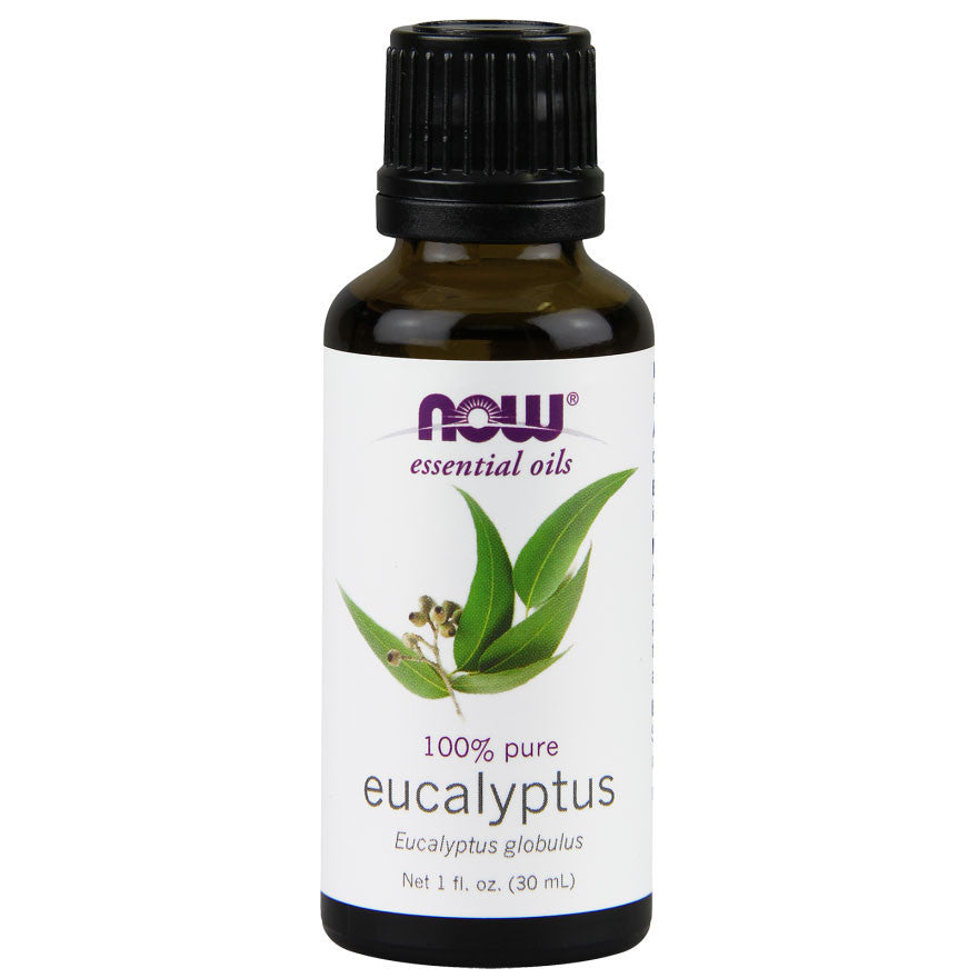 Eucalyptus Globulus Essential Oil by NOW