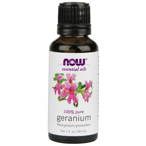 Geranium Essential Oil by NOW