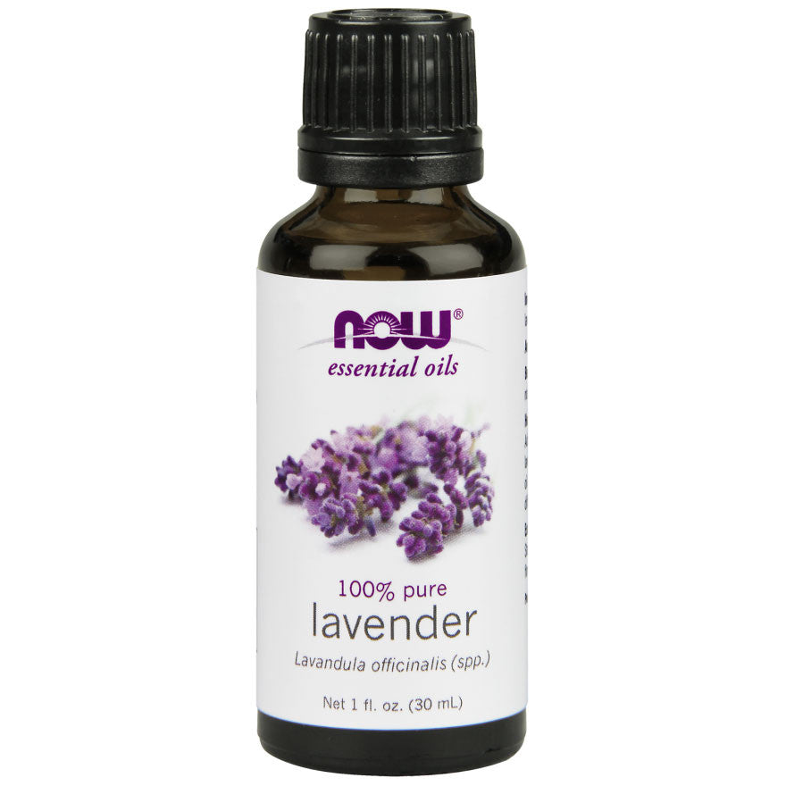 Lavender Essential Oil by NOW