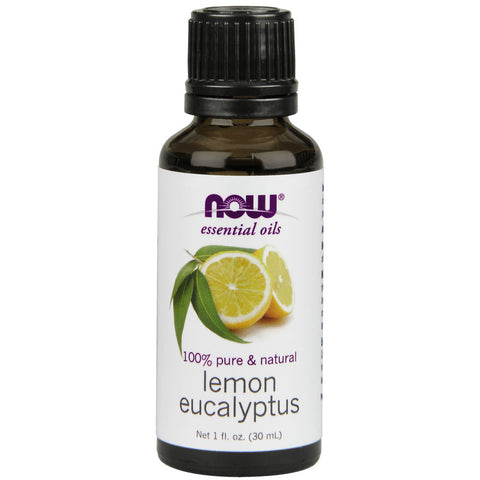 Lemon & Eucalyptus Essential Oil by NOW