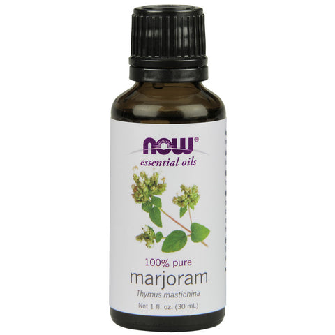 Marjoram Essential Oil by NOW