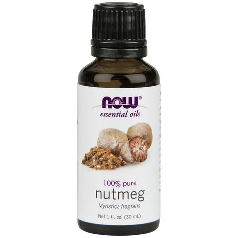 Nutmeg Essential Oil by NOW