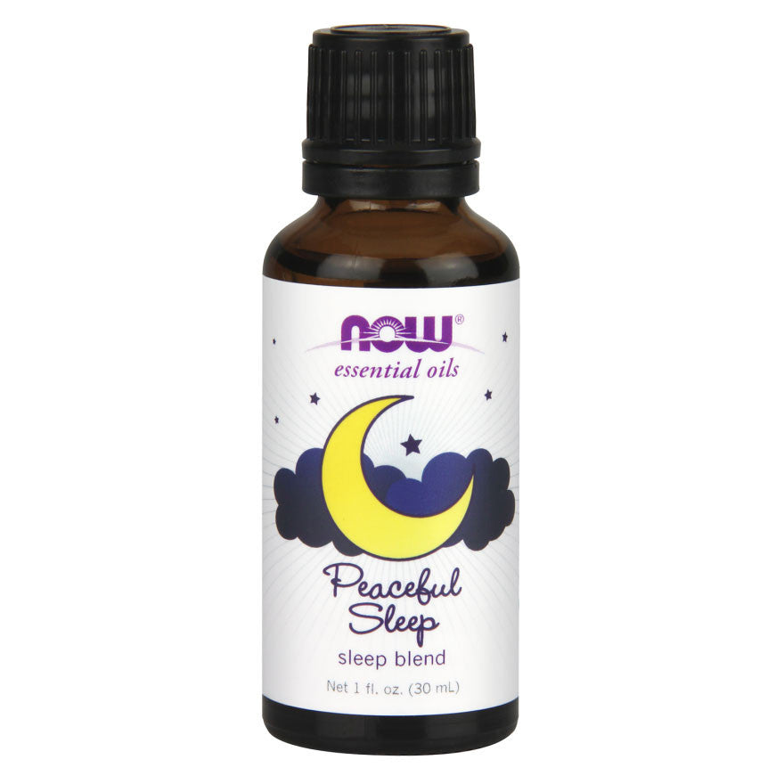 Peaceful Sleep Essential Oil by NOW