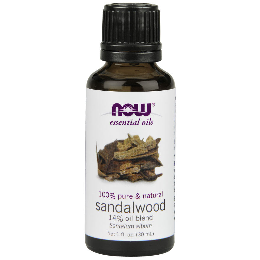 Sandalwood Essential Oil by NOW