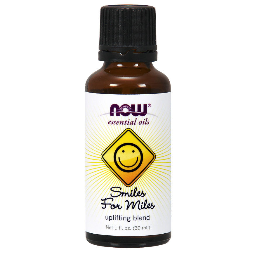 Smiles for Miles Essential Oil by NOW