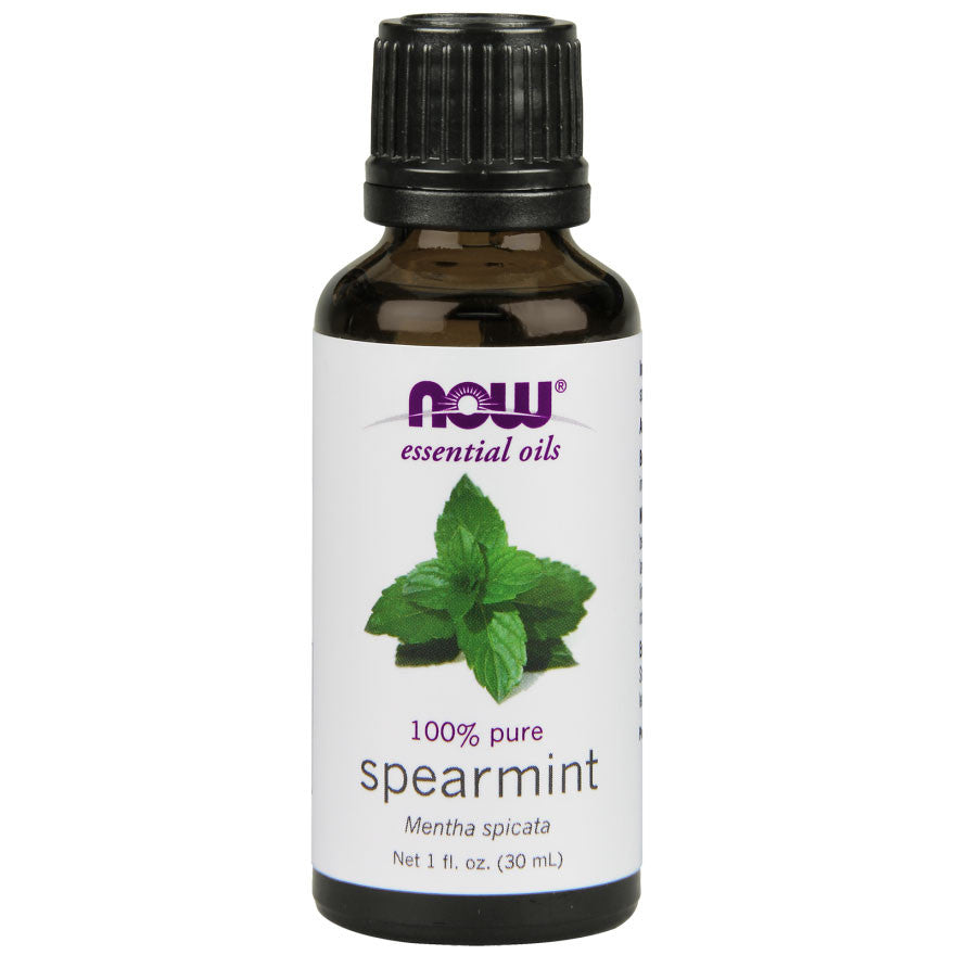 Spearmint Essential Oil by NOW