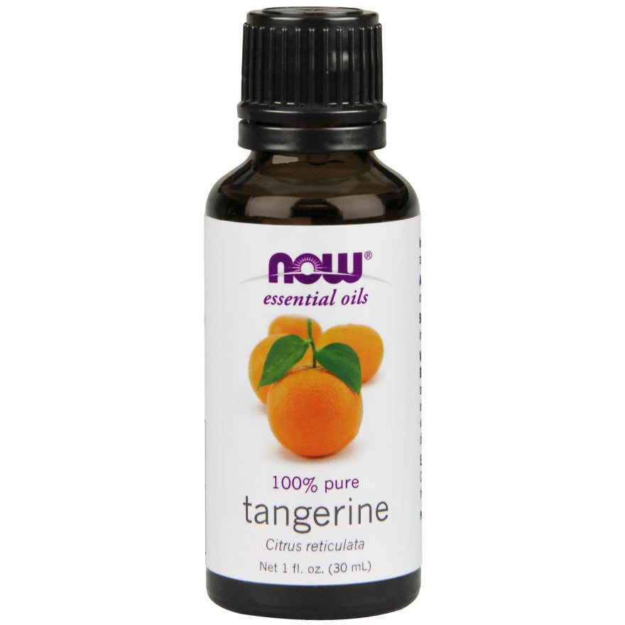 Tangerine Essential Oil by NOW