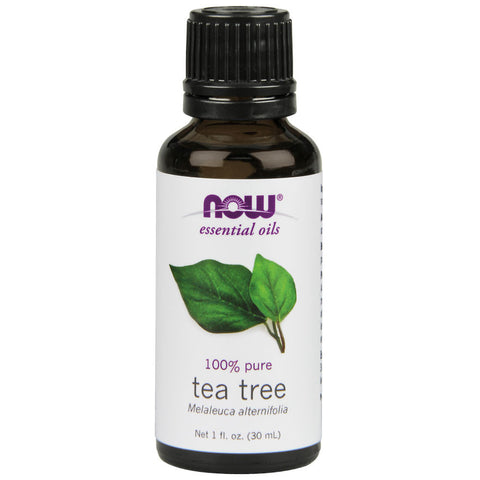 Tea Tree Essential Oil by NOW