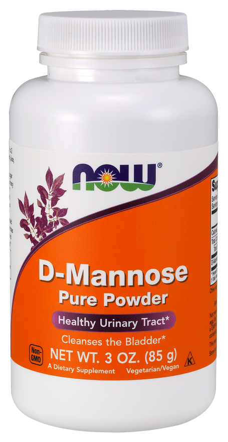D-Mannose by NOW