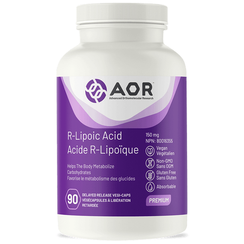 R-Lipoic Acid by AOR