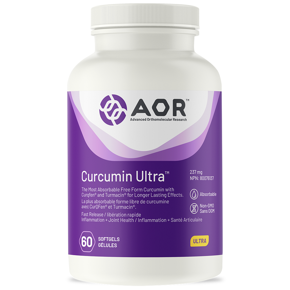 Curcumin Ultra (60 Softgels) by AOR