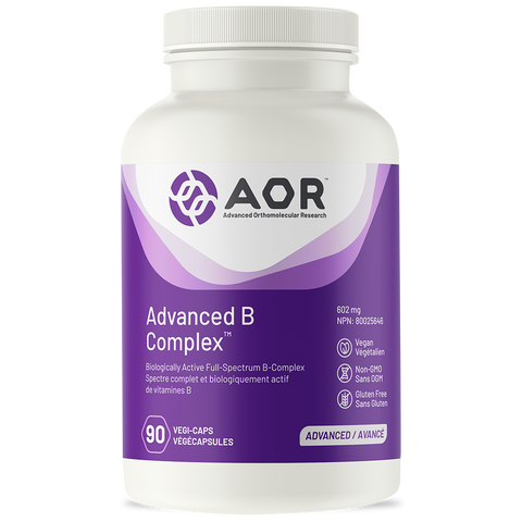 Advanced B Complex by AOR