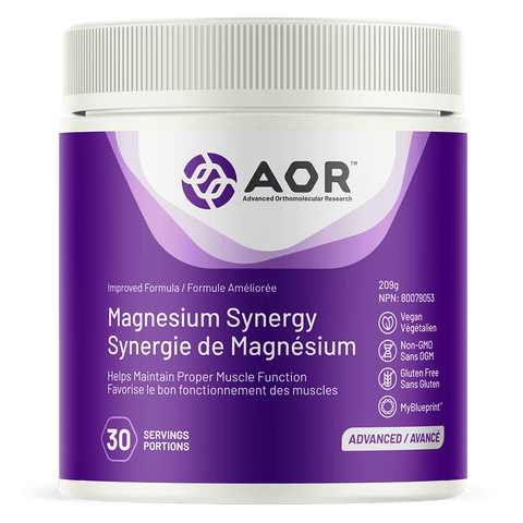 Magnesium Synergy by AOR