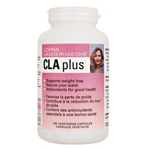 CLA plus by LORNA VANDERHAEGHE