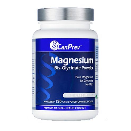 Magnesium Bis-Glycinate Powder by CanPrev