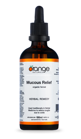 Mucous Relief by Orange Naturals