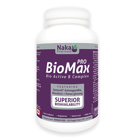 BioMax B-Complex by Naka Platinum