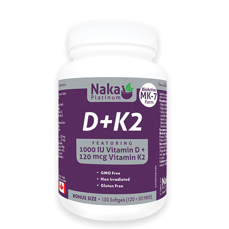 D+K2 by Naka Platinum