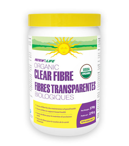 Organic Clear Fibre by Renew Life