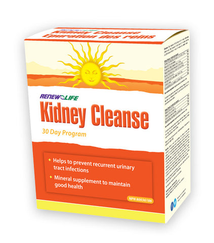 Kidney Cleanse by Renew Life