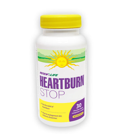 Heartburn Stop by Renew Life