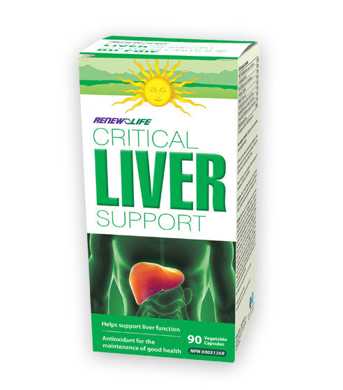 Critical Liver Support by Renew Life