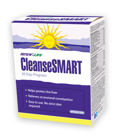 Cleanse Smart by Renew Life