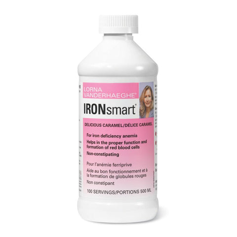 IRONsmart Liquid by LORNA VANDERHAEGHE