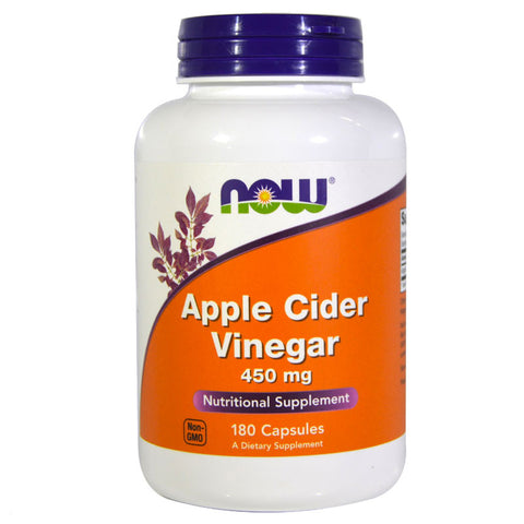Cider Vinegar by NOW