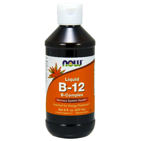 B-12 Drops by NOW