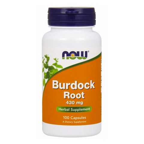 Burdock Root by NOW