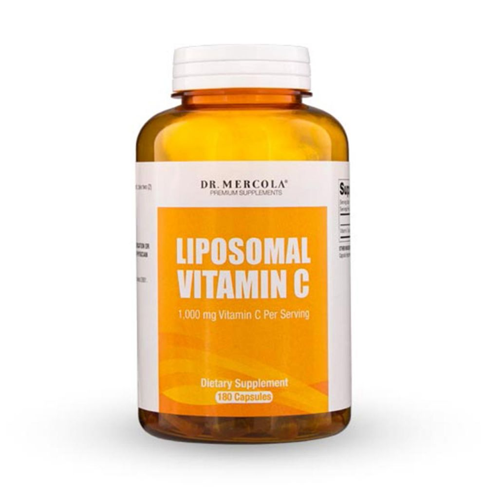 Liposomal Vitamin C by Dr. Mercola