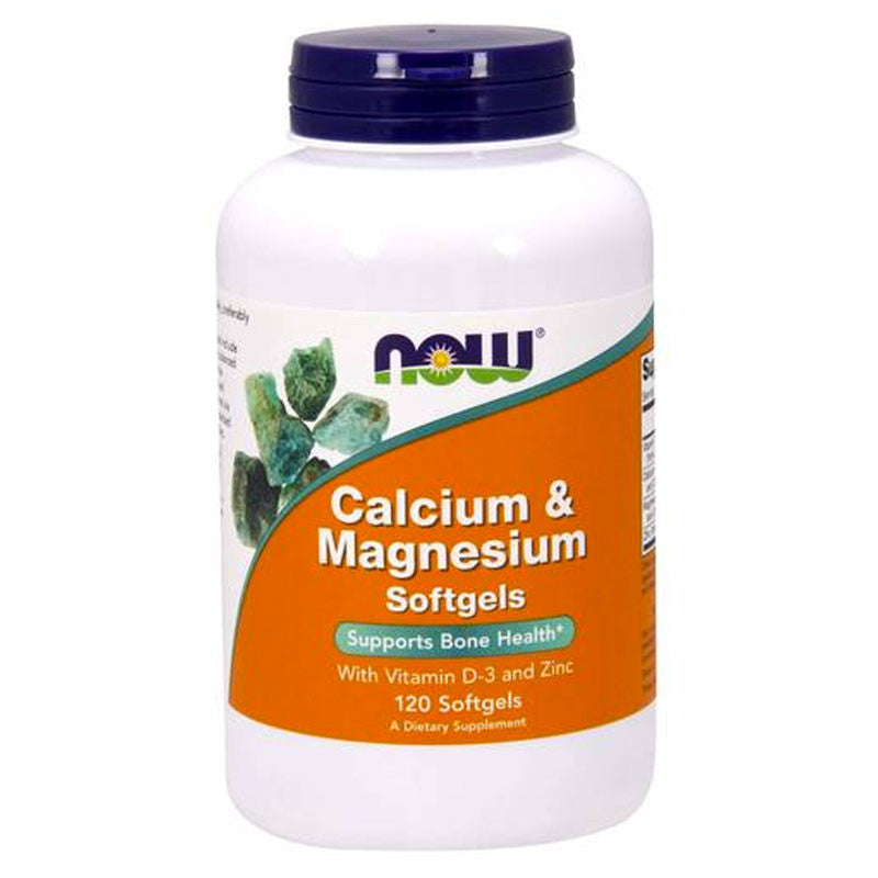 Calcium & Magnesium by NOW