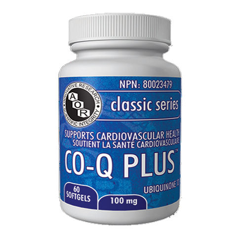 Co-Q Plus by AOR