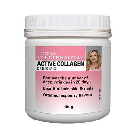 ACTIVE Collagen Drink Mix by LORNA VANDERHAEGHE