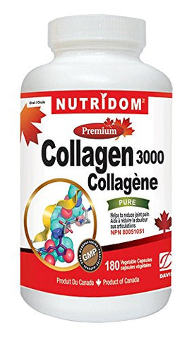 Collagen 3000 by Nutridom