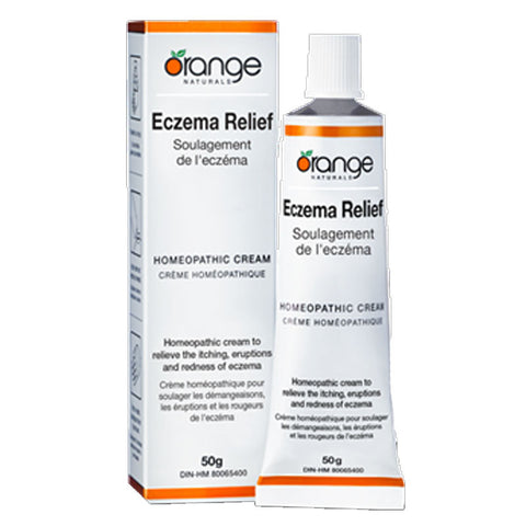 Eczema Relief Cream by Orange Naturals