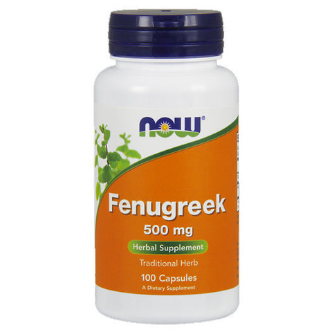 Fenugreek by NOW
