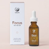 FOCUS 500mg CBD Tincture by Calyx Wellness