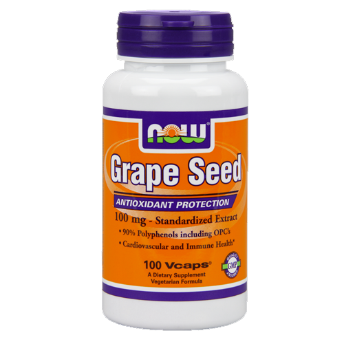Grape Seed by NOW
