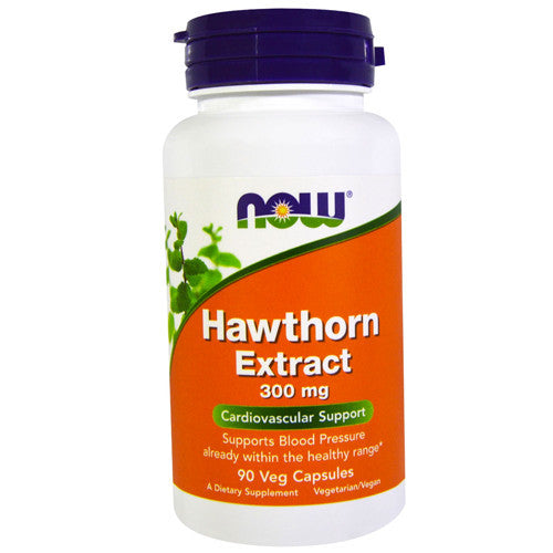 Hawthorn Extract 300mg by NOW