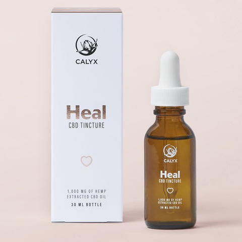 HEAL 1000mg CBD Tincture by Calyx Wellness
