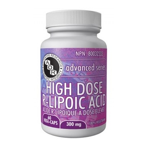 High Dose R-Lipoic Acid by AOR